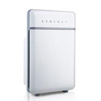 부정적인 이온 공기 청정기 음이온 발전기 침실에 대 한 에어 클리너 HEPA H12 필터 공기 중 입자 제거 알레르겐, 박테리아, 세균, 금형, 냄새
