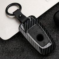 Keychains ABS + 실리콘 자동차 키 케이스 커버 1 2 3 4 5 6 7 시리즈 X4 X5 X6 F15 F16 F18 F48 F39 118i G30 G10 G11 520 525 F30 F10