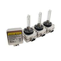 4pcs / 2Pairs Xenon D1S 35W Ampoules de voiture Ampoules Phare HID Kit de remplacement Xeon Lampes 4300K 5000K 6000K 8000K 10000K en gros