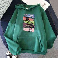 Japanese Anime Hoodie SK8 The Infinity Hoodies Men Graphic Crewneck Sweatshirts Streetwear Spring Fashion Unisex Sweatshirts x0610