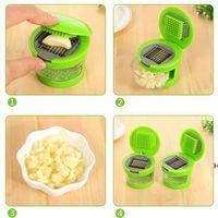Garlic Press High Quality Kitchen Supplies Practical Home Kitchen Tool Kit Vegetable Cutter Hand Press HWD6632