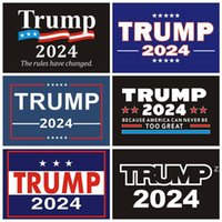 Trump 2024 ABD Başkanlık Kampanyası Sticker Donald Araba Tampon Çıkartmalar HWB8397