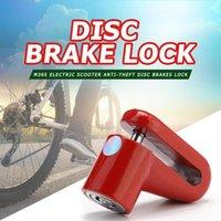 Защита кражи против тормозной дисковой блокировки M365 скутер велосипедное велосипедное колесо скейтборд колес Kickscooter
