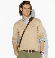 폴로 악어 스웨터 망 스웨터 패션 긴 소매 자수 커플 스웨터 가을 풀 오버 아시아 크기