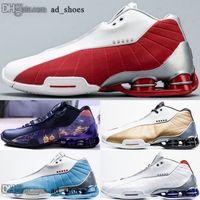 Basketball Big Kid garçons Femmes Filles Sneakers Hommes Baskets 38 Chaussures pas chers Scarpe Sports Sports Hommes Chaussures Shox BB4 EUR 45 Taille US 11 Avec Boîte