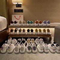 Designer men women espadrilles flats platform oversized casual shoes espadrille flat Sole Sneakers White Black Shoe 35-44