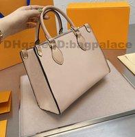 Hohe Qualität Mama Shopping Taschen 2021 Luxurys Designer Umhängetasche Frauen Damen Totes Große Kapazität Mode Handtaschen Gedruckt Classic Crossbody Clutch Geldbörse