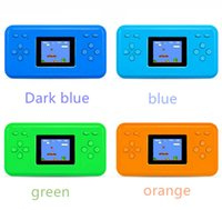 New Child handheld Game Players consoles handheld Child puzzle Joystick games RS-18 color game console classic toy Free DHL