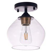 현대 LED 천장 조명 에너지 절약 조명 거실 침실 매달려 램프 홈 아트 장식