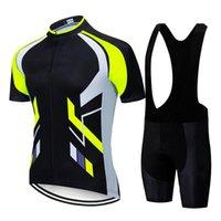 T-shirts à manches courtes pour hommes à manches courtes pour motocross moto de saleté vélo cyclisme Racing rw ensembles