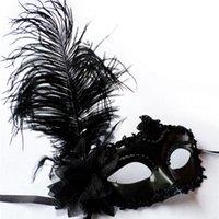 031 2021 Sıcak Satmak Yeni Moda kadın Maskesi Makyaj Dans Tatil Partisi Yaratıcı Dantel Maskesi Prenses Kadın Parti Maskesi