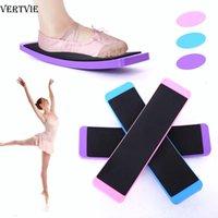 Unisex Man Woman Ballet Tobo Tobo Transporte Adulto Pirouette Turno Tarjeta Práctica Pin Spin Dance Tablero Transporte Herramientas Proteger los accesorios para los pies
