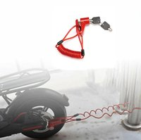 Bike Locks Anti-theft Lock Electric Scooter Wheels Disc Brakes With Steel Wire Cycling Bicycle Mountain