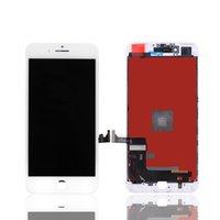 Paneles LCD de alta brigabilidad para iPhone 6S PLUS 7 8 6 Grado A +++ Pantalla Táctil Digitalizador de pantalla Reparación TFT TFT Sin píxeles muertos 100% Probado Sin paquete
