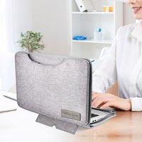 Sac à manches pour ordinateur portable pour MacBook Air Pro 13 2020 Case Case Notebook Sleeve pour Huawei Matebook D 14 Magicbook avec support de support