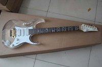 New Electric Guitar Acrilico Trasparente Glass Boll Body Body Color Guitar