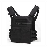 Hunting Wear Athletic Apparel Sports & Outdoorshunting Jackets Tactical Body Armor Jpc Molle Plate Carrier Vest Outdoor Cs Game Paintball Eq
