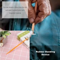 Sewing Notions & Tools Rubber Banding Device DIY Manual Machine Parts Multi-purpose Accessories For Home Crafts