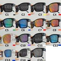 Brand Sports Polarized Sunglasses Outdoor Riding Glasses Fishing High Quality Eyewear UV400 Eye Protection 15 Color