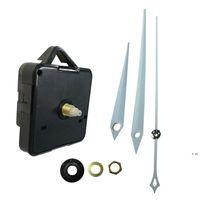 DIY relógio acessórios de quartzo movimento melhor quartzo relógio mecanismo peças acessórios assistir acessórios silencioso relógio eixo comprimento 13mm hwd5708