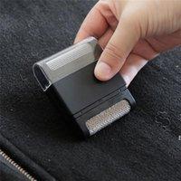 Nuovo Mini Lint Remover Hair Ball Trimmer Fuzz Pellet Tagliatrice Portatile Epilatore Maglione Vestiti Rasoio Lavanderia Strumenti di pulizia DHE6755