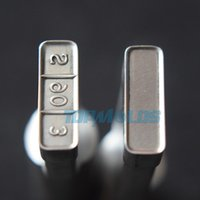 15-5 S9 Tablet Tablet Die Press Die Candy Punch Set Tool Personalizzazione Punch Punch Cast Press per tablet Machine