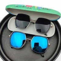 Crianças óculos de sol meninas marca moda crianças óculos meninos uv400 lente bebê sol bonito óculos óculos de proteção