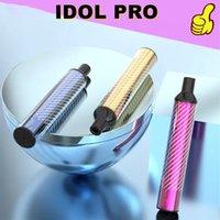 HZKD Bulk Price Electronic Cigarette IDOL Pro 2800Puffs Disposable Vape Pen With 1500mAh Battery 9.0ml Oil 20 Colors Vs Puff Flow