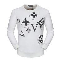 202ss Erkekler Euramerican Moda Tişörtü Baskı Kapalı Marka Hoodies Hırka Klasik Sonbahar Ve Kış İnce Peluş Erkek Bayan Ceket Streetwear Beyaz Hoodie