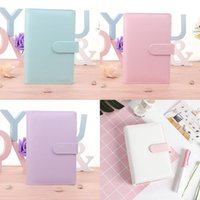 Macaron Cute Spiral Notebooks Stationery Fine Office School ...