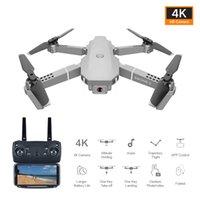E68 Mini Drone Foldable Altitude Hold Quadcopter Drones with HD Camera Live Video have retail box