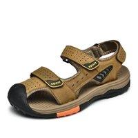 Sandals Mens Couple 2021 Playa Air Slippers Breathable Shoe Safety Sandalias For Summer Men Sport Wear Flip Casual Beach Man