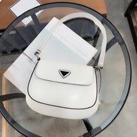 New Bags Armpit Designer Bolsa Senhora Saddle Saco Ombro Shopping Top Estilo Clássico PR02 Bolsa de Qualidade Saco Bags Crossbody Fashion Pusmf