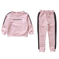 Clothing Sets Children's Winter Clothes Baby Boy Cartoon Suits Cute Puppy Print Warm Sweater Girls Kids