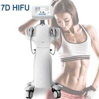 Máquina de Coréia Ultraform 7d Hifu Face Levantando Anti Enveldade Remoção de Remoção 7 Cartucho com Encontrando Preço de Fábrica Distribuidor