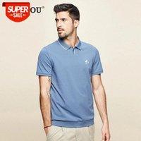 2021 masculina manga curta polo camisa de moda contraste cor poloshirt homens homens bordados top plus tamanho ct-06208 # ui7e