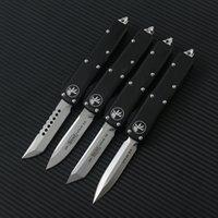 Özel Teklif! 4 Stilleri Microtech Troodon Scarab S / E Otomatik Bıçak Marfione Özel Araçları Halo V VI A07 A162 Hediye UT Bıçaklar