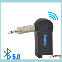 2 In 1 Wireless Bluetooth 5.0 Receiver Transmitter Adapter 3.5Mm Jack For Car Music Audio Aux A2Dp Headphone Reciever Hands D4Knq 579Gm