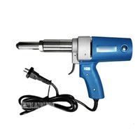P1M-SA3-5 Pistolet électrique de la rivette électrique Pull Professionnel Tool d'outils aveugles portables 220V / 110V 400W 3.0mm ~ 5.0mm Power Set