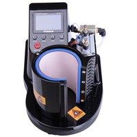 مخصص القدح طابعة هوائي التلقائي ST-110 التسامي القدح آلة الصحافة الحرارة OOD5356