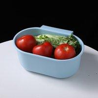 Évier drain panier cuisine accessoires de cuisine drains rack bol bols de rangement fruit légume eau filtre plastique sucker boîte de mer navire de mer FWD6759
