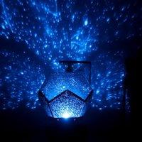 Оформление партии Небо Проекционная лампа Романтическая мечта Вращающийся проектор Девушка Сердце Полный Звезды Starlight 3D Ночной Свет Света Настольный Декор Дома