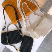 Dicky0750 أكياس الكتف المركبة حقائب crossbody حقائب جلدية مخلب للنساء تنقش محفظة الأزياء سلسلة المحافظ سيدة حقيبة المصممة ميني رسول حقيبة