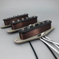 SUHR V70 Tek Bobin SSS Elektro Gitar Pickups Vintage 60 59 Texas Sound Alnico 5 Maganet