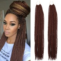 Fashionable Human Ponytails Stylish Ladies Virgin Hair Colorful Synthetic crochet wig Chemical-fiber DH-67