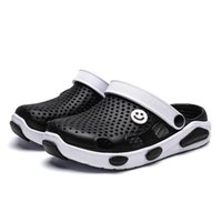 Children Boys And Girls Sandals Unisex Outdoor Hole Shoes Li...