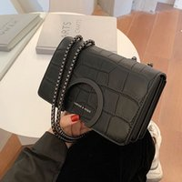 Stone Embossed Fashion Shoulder Bags Luxury Designer Women Handbags Female Ladies Purses Evening Bag Arc Lock Clutch