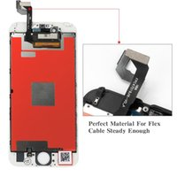 Replacement Cell Phone Touch Panels LCDs for iPhone 5 5s 6 6s 7 8 Plus LCD Digitizer Assembly High Brightness Black White