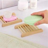 홈 나무 비누 접시 나무 트레이 홀더 손 공예 욕조 샤워 접시 랙 목욕 부엌 액세서리