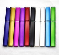 5000x Caja de uñas de cristal de cristal Caja protectora dura Caja fuerte de plástico 10 Colores de colores # NF014T
